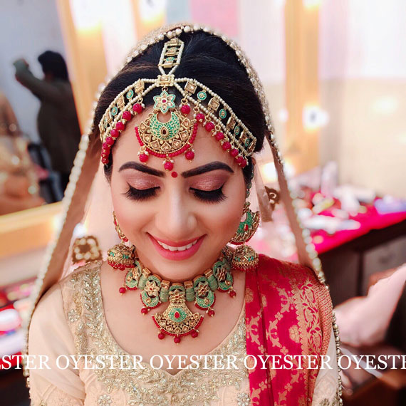 Best Bridal Makeup In Ludhiana